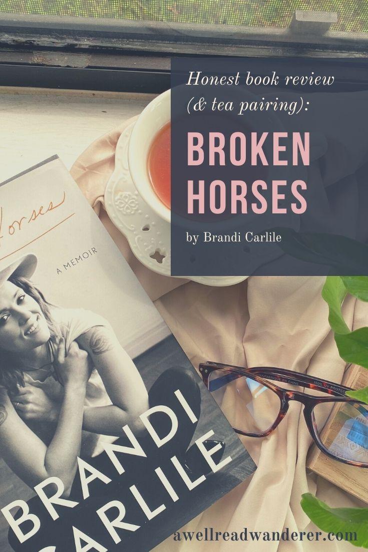 brandi carlile book review broken horses lgbtq owned tea company aesthete tea review ashwagandha