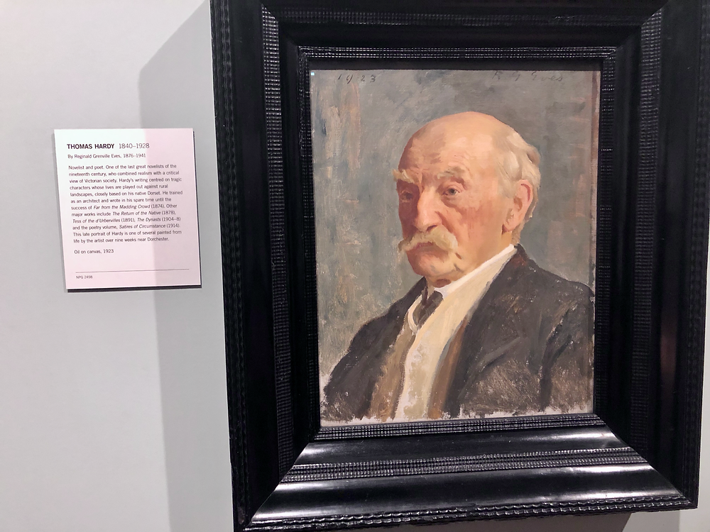 Thomas Hardy National Portrait Gallery London Surprising Facts