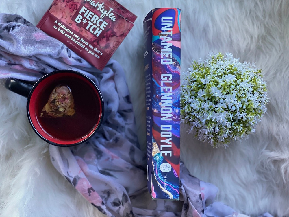 book review of Untamed by Glennon Doyle a goddamn cheetah