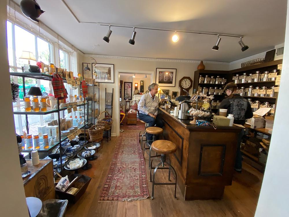 Savannah tea room tea shop sites to see in savannah georgia