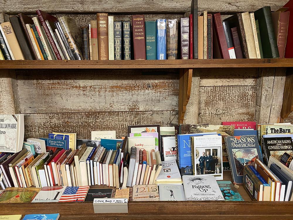 Book Barn Pennsylvania cool indie bookstore Philadelphia