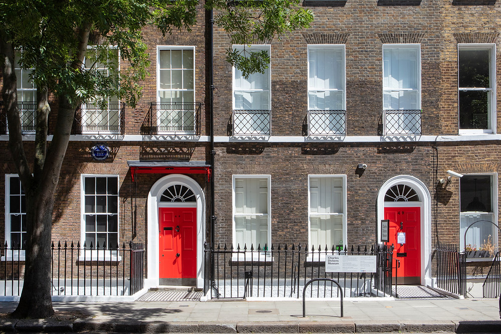 Charles Dickens Home Museum London 2020