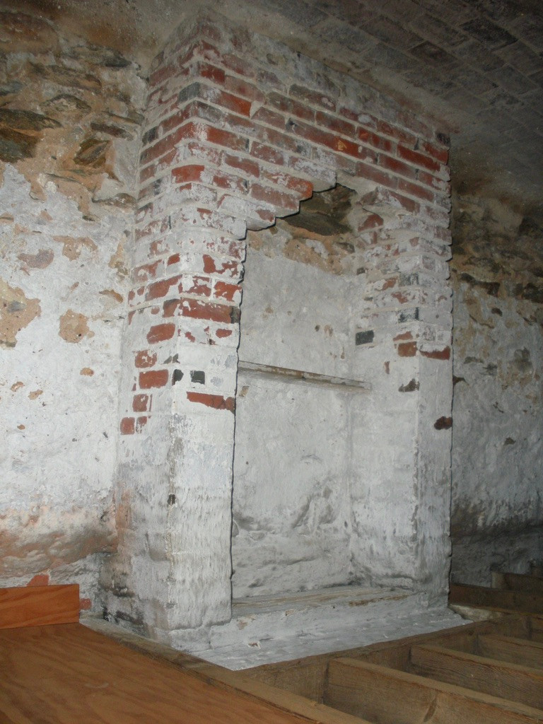 Poe's basement