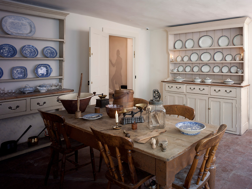 Dickens home Dickens museum London Dickens kitchen renovation refurbished