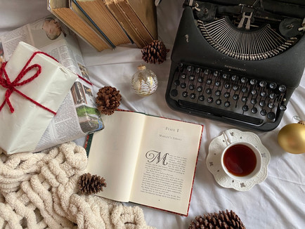 A Christmas Carol (Audio)book Review & Holiday Tea Pairing