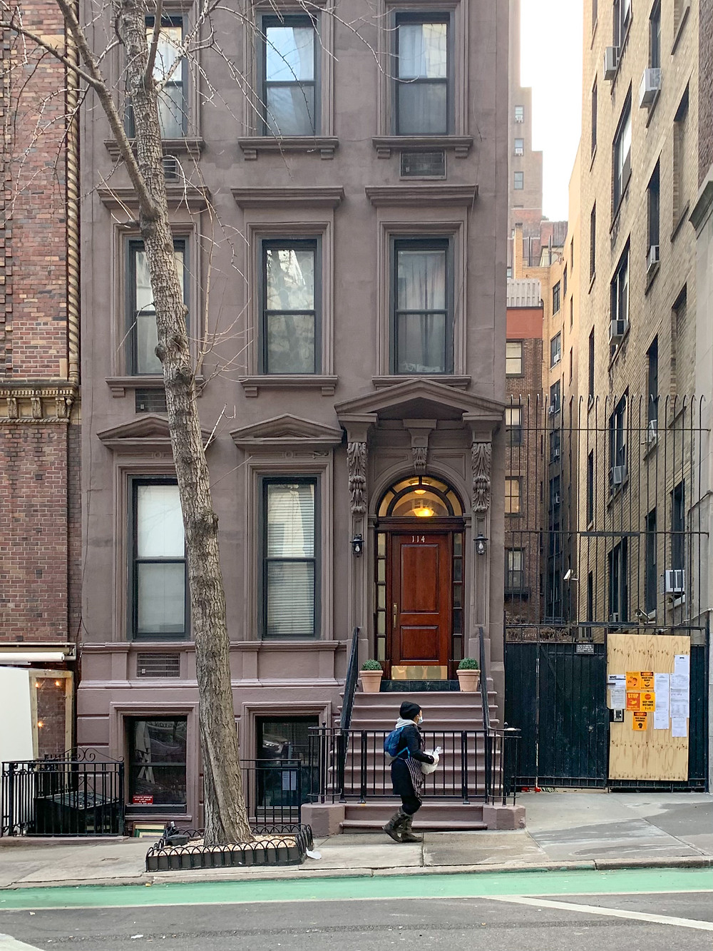 East 39th street historic homes of New York Edith Wharton's new York the Age of Innocence