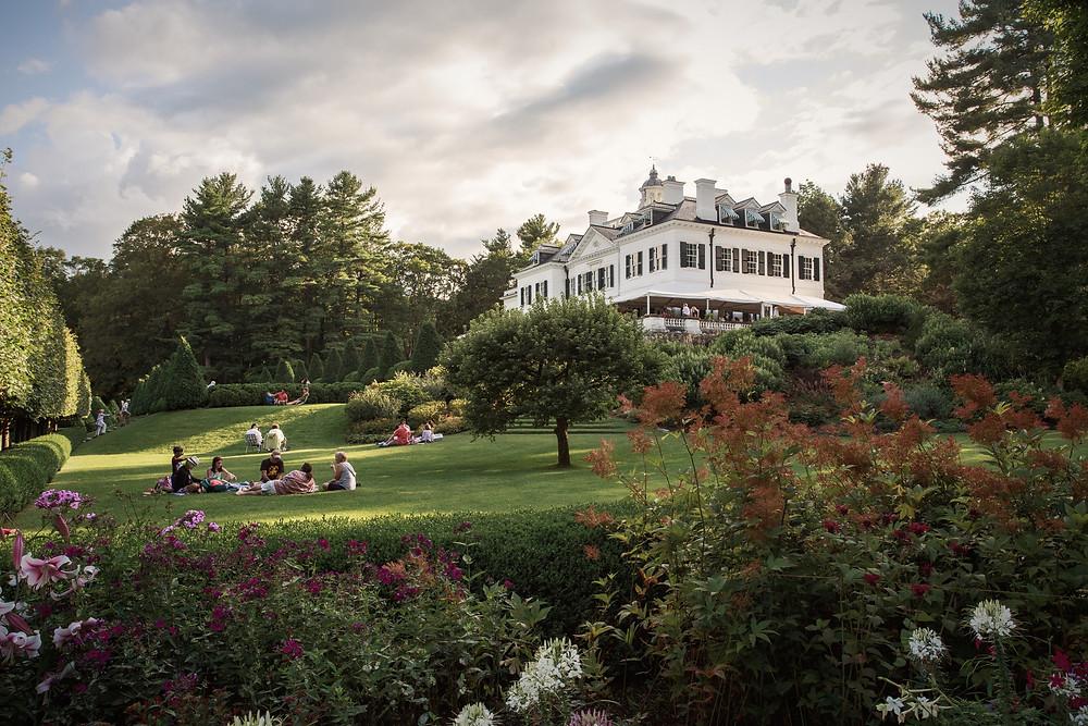 Edith Wharton's home