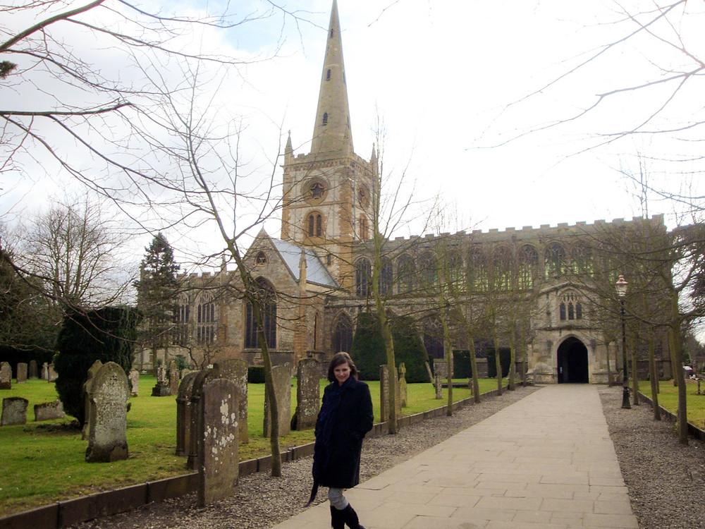 Trinity Church StratfordUponAvon