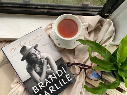 Broken Horses: a book review and Aesthete Tea pairing