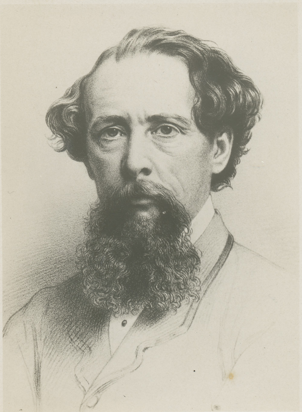 Charles Dickens Museum Charles Dickens Portrait Guide to Visiting