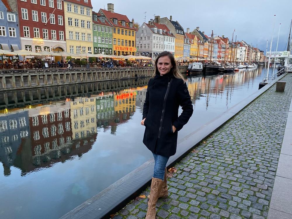 Nyhavn, Copenhagen Denmark views vacation