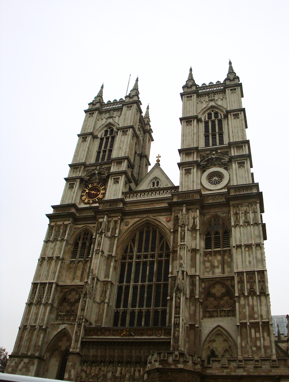 Westminster Abbey Poet's Corner Thomas Hardy's grave London England