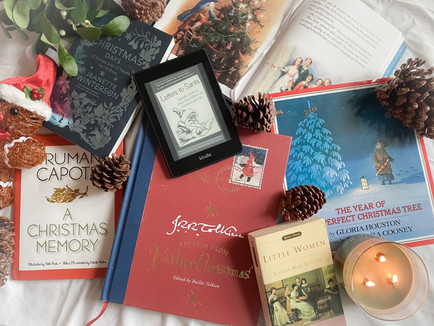 8 Books to Get You into the Christmas Mood (That AREN'T A Christmas Carol)