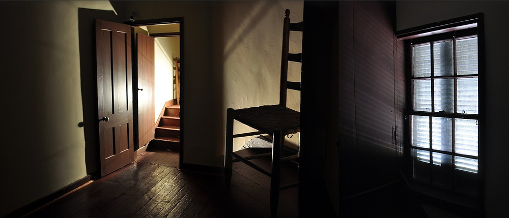 Poe's Baltimore home