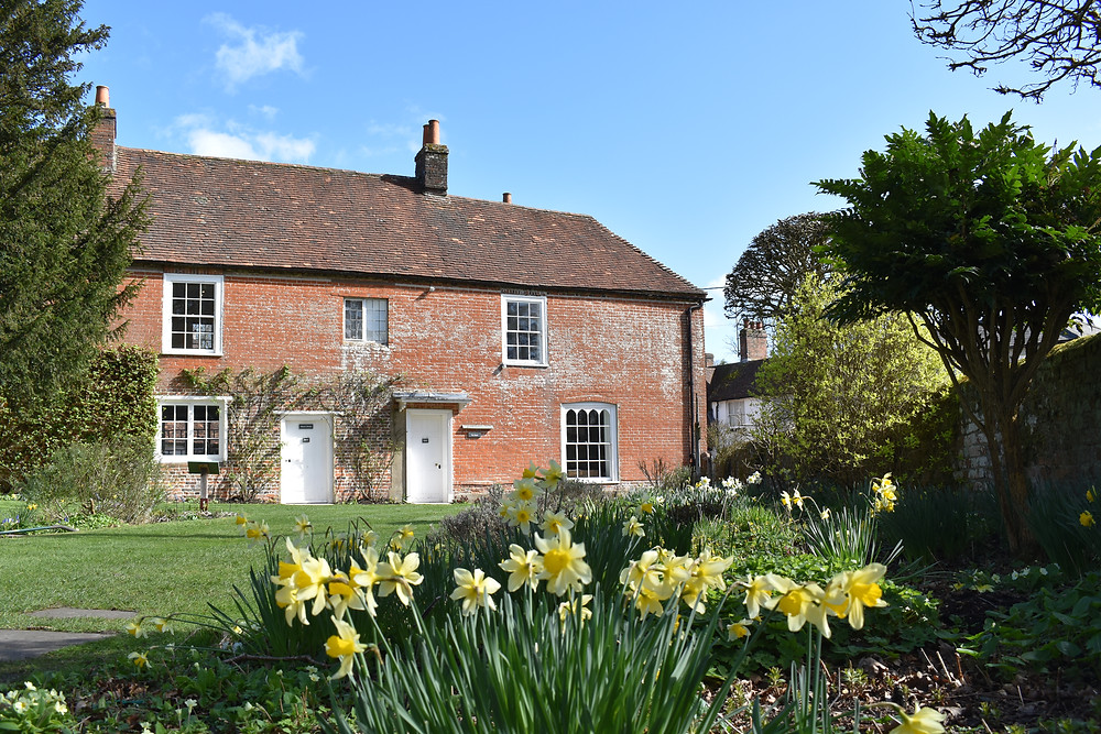 Jane Austen virtual tour authors homes to tour virtually during covid