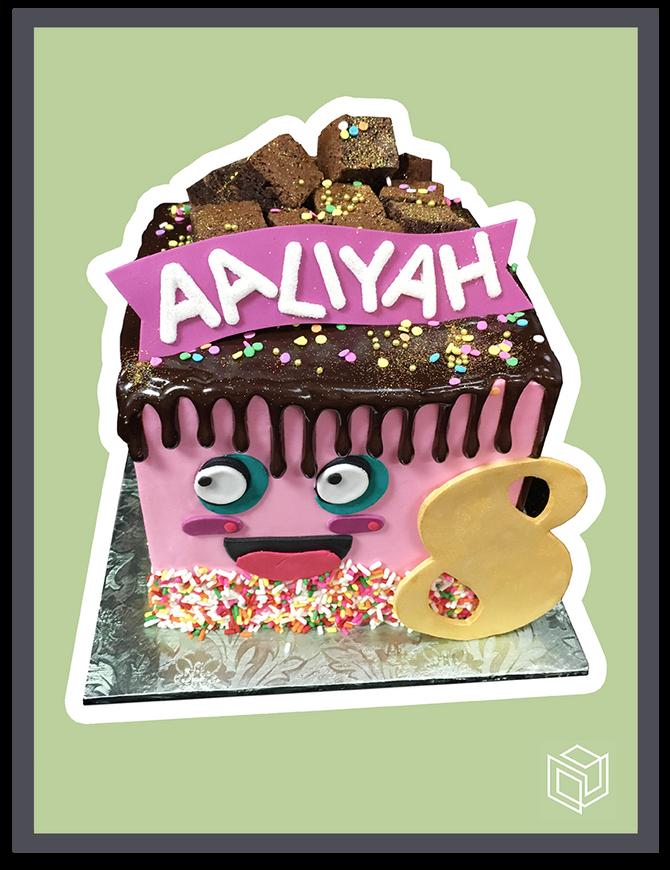 Birthday Cube!