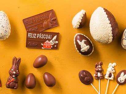 A Páscoa perfeita acontece quando juntamos os melhores ingredientes: Amor, carinho e o mais puro cho