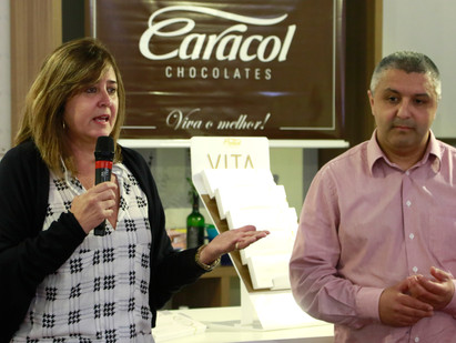 Caracol Chocolates promoveu três workshops no Festival de Cultura e Gastronomia de Gramado