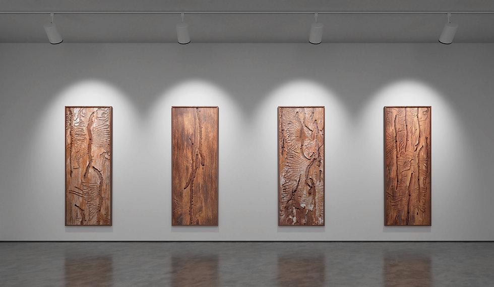 Lisa Wood Studio - Totems