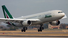 Alitalia returns to India