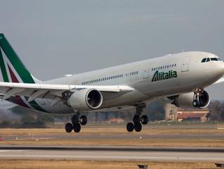 Alitalia returns to India