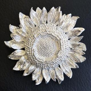 Vintage Silver Asprey Pendant