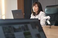 世界銀行國際視訊會議  蘇慧貞校長分享台灣防疫經驗