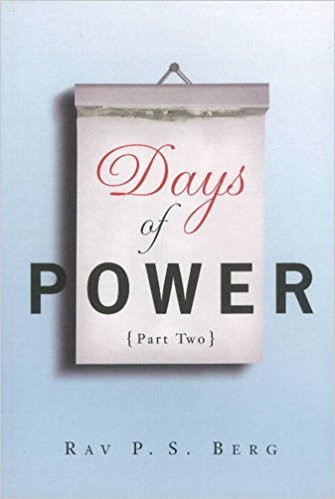 Days of power, part two