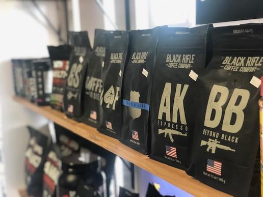 Black Rifle Coffee Dealer