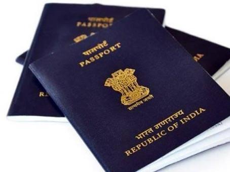 भारतीयों को आगमन (वीओए) पर वीजा प्रदान करने वाले ६१ देश.