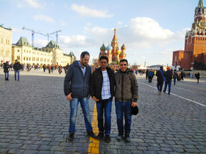 Red Square: The historic plaza
