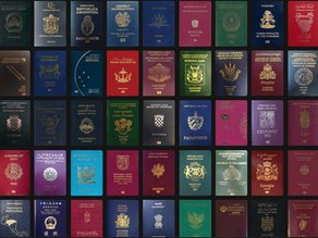 The World's most Powerful Passport 2018