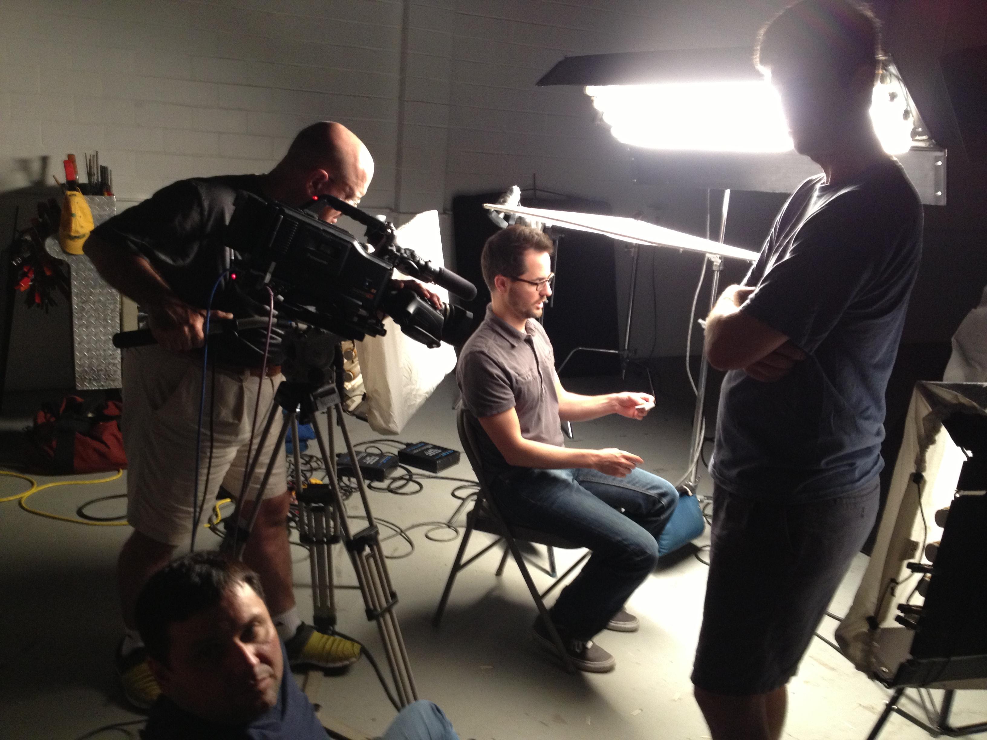 Houston Studio Film Production