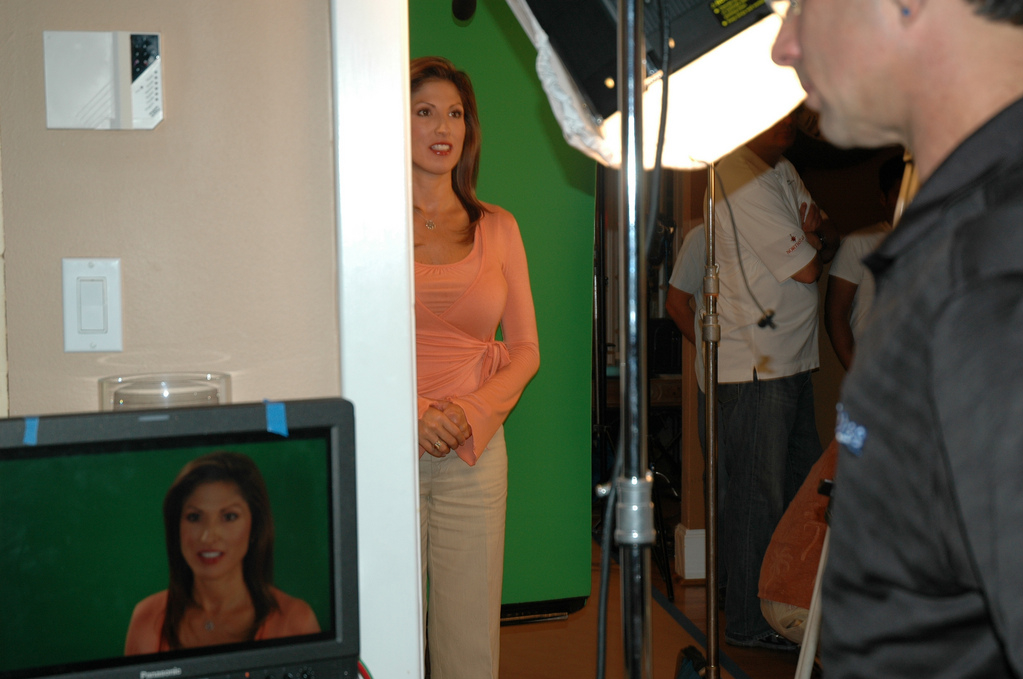 Houston Greenscreen Video Production