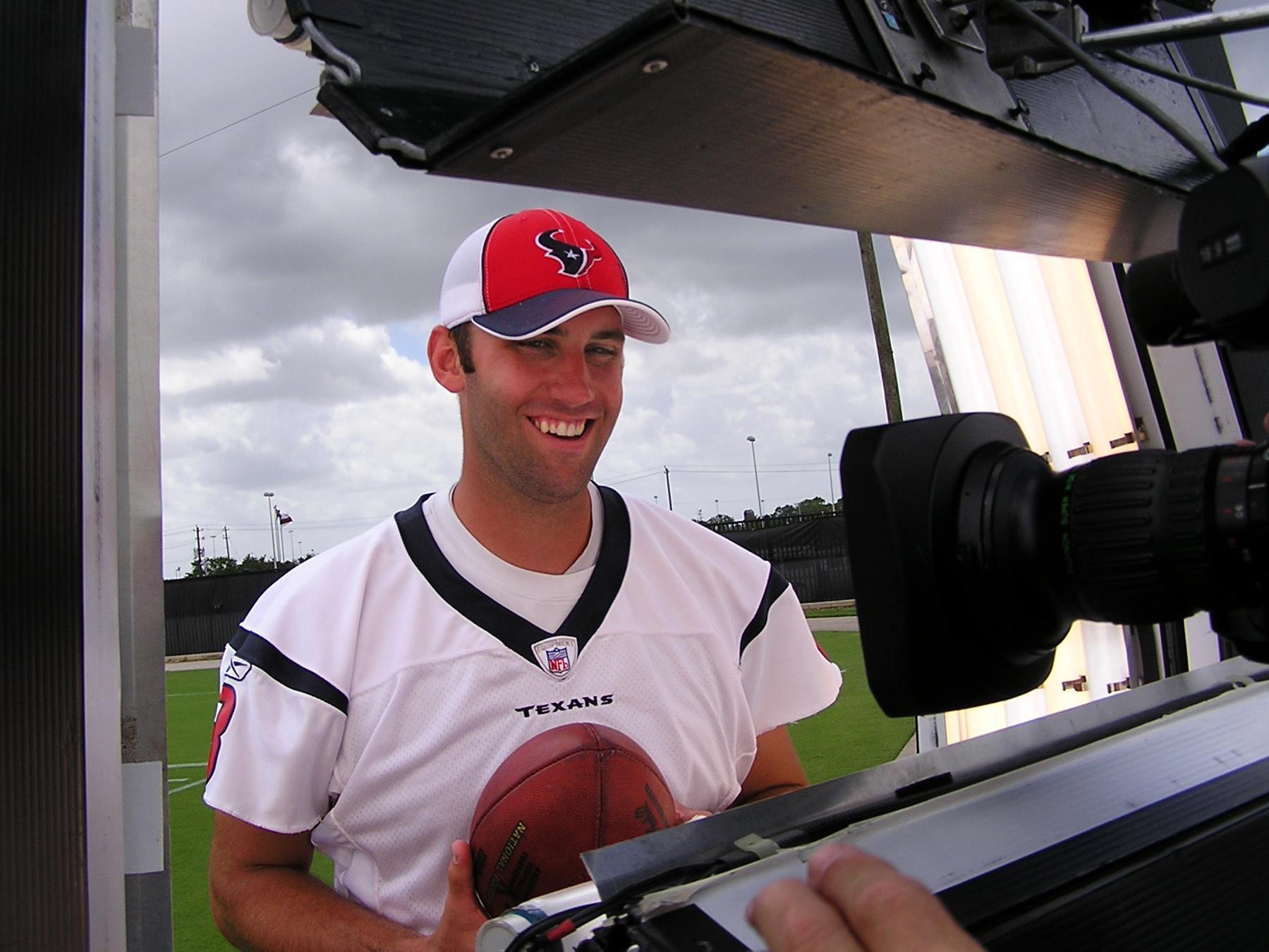 Houston Sports Video Production