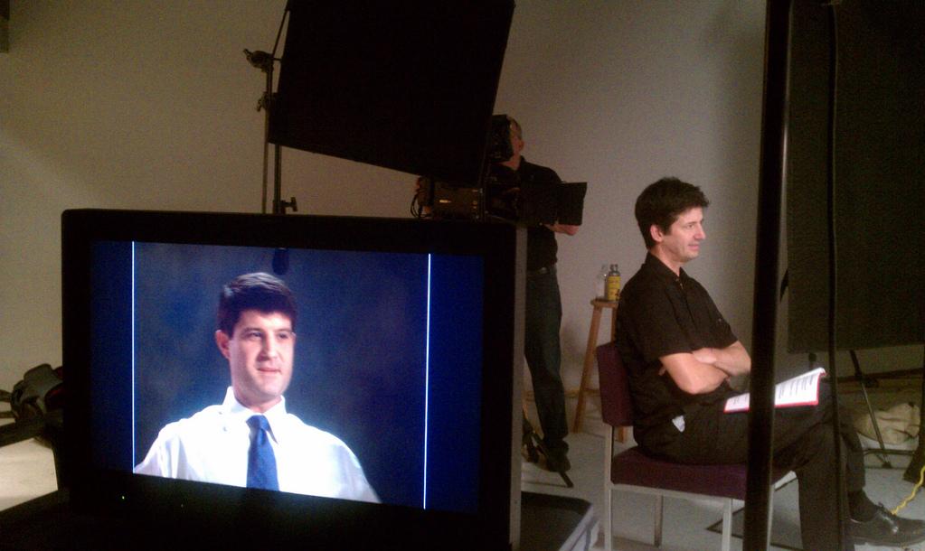 Houston Studio Video Shoot