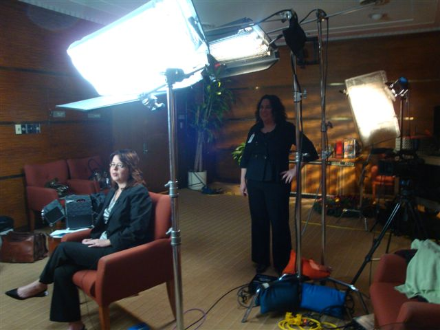 Houston Interview Video Production