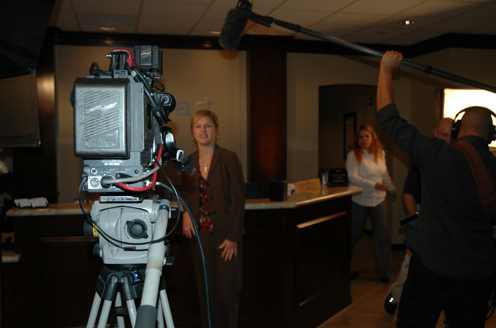 Houston Corporate Video Production