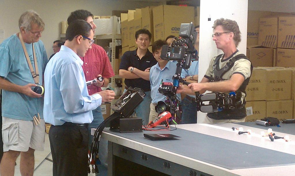 Houston Steadicam Video Production