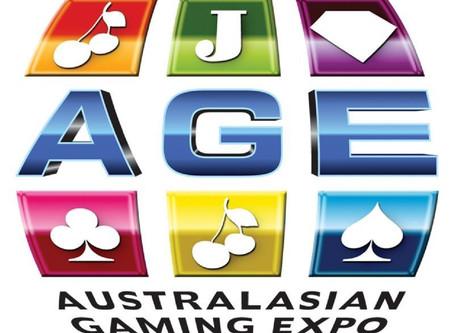 VI at the Australaisian Gaming Expo