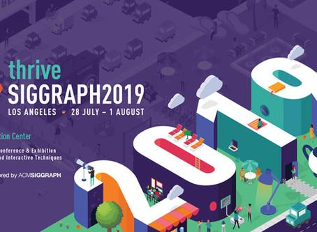 VI Represents at SIGGRAPH LA 2019
