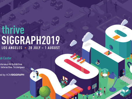 VI Represents at SIGGRAPH LA 2019