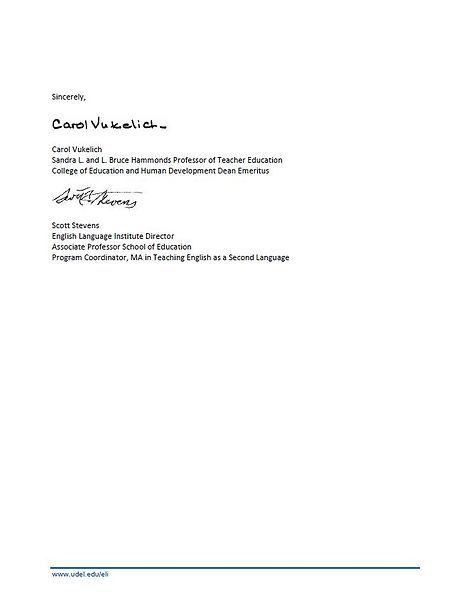 Delware uni letter 2.JPG