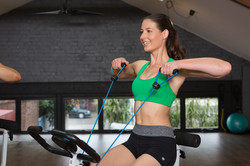 wayflex cycle - cycling and rowing in one device