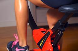 wayflex body rocker - rowing and cycling in one device