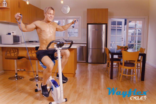 wayflex cycle - patented design