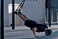 wayflex patented suspension/resistance trainer