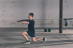 wayflex suspension resistance trainer with resistance training