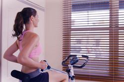 wayflex cycle - rowing movement