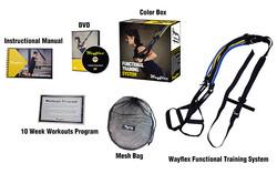 wayflex functional suspension trainer package